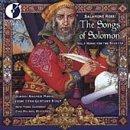 Les Chants De Salomon /Vol.1 : Musique Juive Sacree Pour Le Sabbath