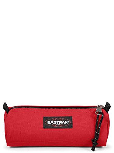 Eastpak Benchmark Single Trousse, 21 cm, Rouge (Risky...