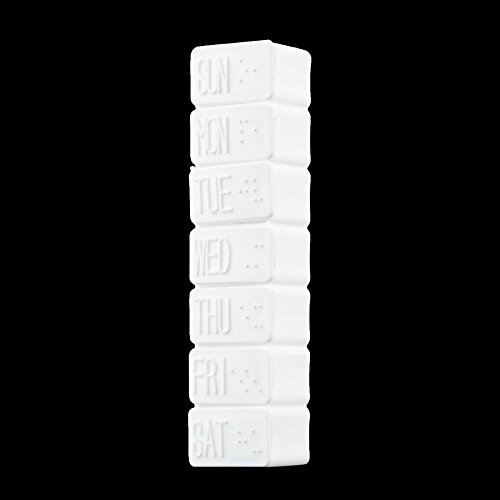 7 Tage Tablet Pill Box Halter Weekly Medicine Storage Organizer Container Fall