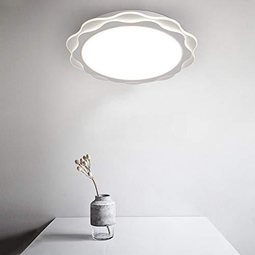 SXFYWYM Lámpara Techo ultradelgada Lámpara