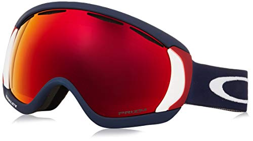 Oakley Canopy Snow Goggles, USOC Blazing Eagle Frame, Prizm Torch Iridium Lens, Large