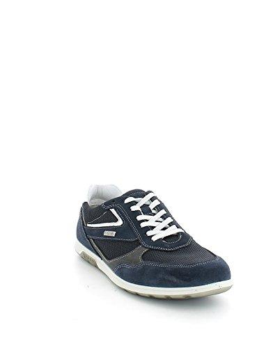 IGI&Co , Chaussures de ville à lacets pour homme Bleu Blu scuro Bleu - Blu