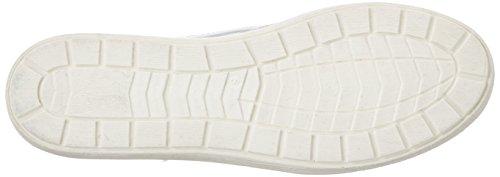 Caprice 23654, Sneakers Basses Femme Bleu (Ocean Pat.mult)