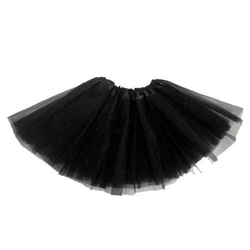 Damen Mädchen Gothic Swan Ballerina Halloween Masquerade Fancy Kleid Tutu Kostüm von (Verkauf Zum Tutu Kostüme)