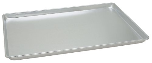Kitchen Supply Aluminum Full Size Sheet Pan 18-inch by 26-inch by Kitchen Supply