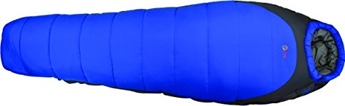 31FXzeaqLpL - Highlander Echo Sleeping Bag Technical Spiral Filling for an Extra Warm nights Sleep – Great for Camping, Bushcraft and…