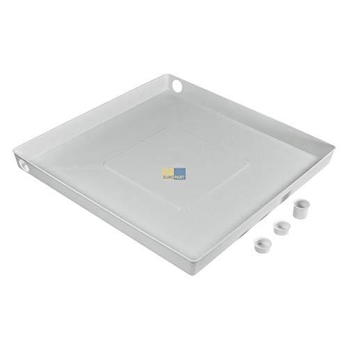 LUTH Premium Profi Parts Universal Bodenwanne Auffangbehälter 65x65cm Waschmaschine Spülmaschine