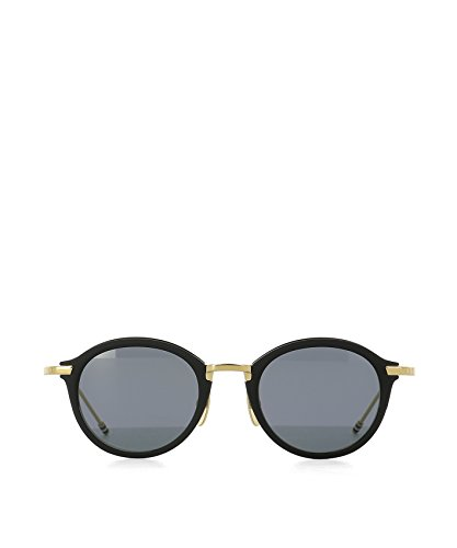thom-browne-mens-tb110atblkgld48-black-plastic-sunglasses