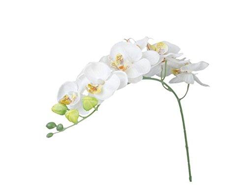 Caomoa 1 Stück Schmetterling Künstliche Orchidee Blume Home / Dekoration Bouquet