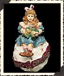 "Boyds Yesterday's Child ""Amy & Sam ... Baby's First Christmas"" Ornament by The Boyds Collection Ltd."