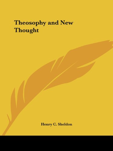 Theosophy and New Thought