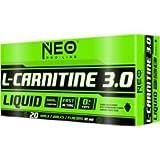 Vitobest L-Carnitine 30 Fresa Acida 20 Viales - 200 ml