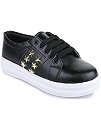 Moonwalk Stylish Canvas Sneaker Casual Shoes