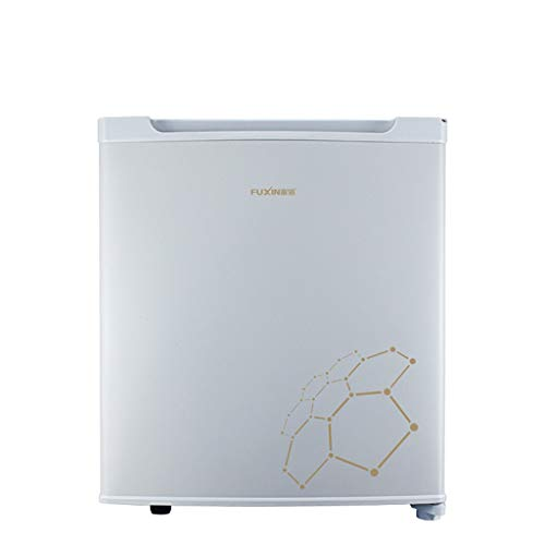 Mini-nevera Lxn Refrigerador Compacto de una Puerta: pequeña máquina de Almacenamiento de...