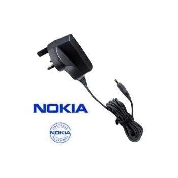 Genuine Nokia 6610 UK 3 Pin Mains Charger ACP-12x