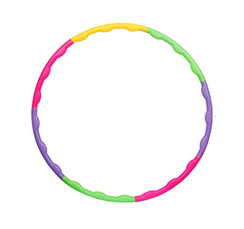 (7) - Lemong Hula Quan for Kids Detachable Exercise Children Small Hoop for Sports & Playing