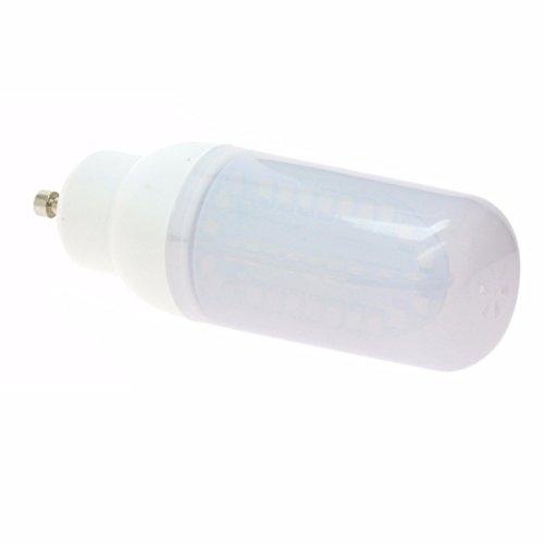 LIUXINDA-DP Kostengünstige Glühbirne 6 Packungen GU10 LED-Mais Lampe, Spannung: 110 V-265 V (weiß) Glühlampen