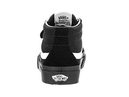 Vans - Sk8-mid Reissue V, Scarpe da ginnastica Unisex – Bambini Nero