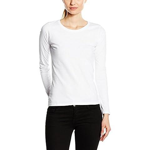 Fruit of the Loom Ss047m, Camiseta Para Mujer