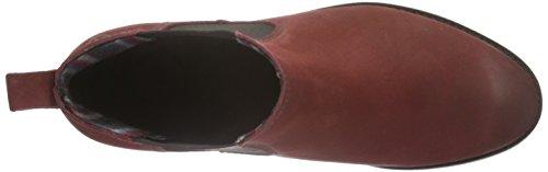 Tamaris 25071, Bottes Classiques Femme Rouge (Dk Berry 545)
