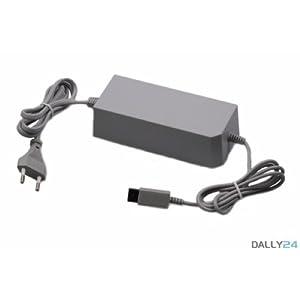 Netzteil – AC Adapter – Stromkabel Neu für Nintendo Wii – DALLY24