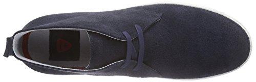 Strellson Forest Lace Suede Herren Chukka Boots Blau (402)