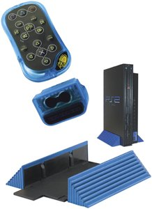 MadCatz MOV8282N PS2 DVD Bundle with DVD Remote and System Stand