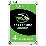 Seagate Barracuda 4TB Serial ATA III Interne Festplatte ST4000DM004