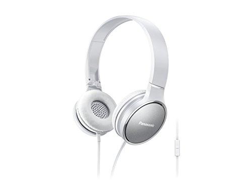 Panasonic RP-HF300ME-W Cuffie Stereo, Bianco