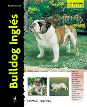 Bulldog Inglés (Excellence) por Michael Dickerson