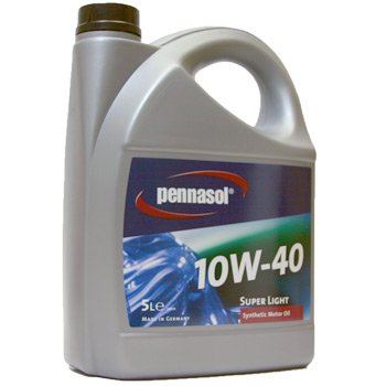 Pennasol Super Light SAE 10W-40 Motoröl, 5 Liter