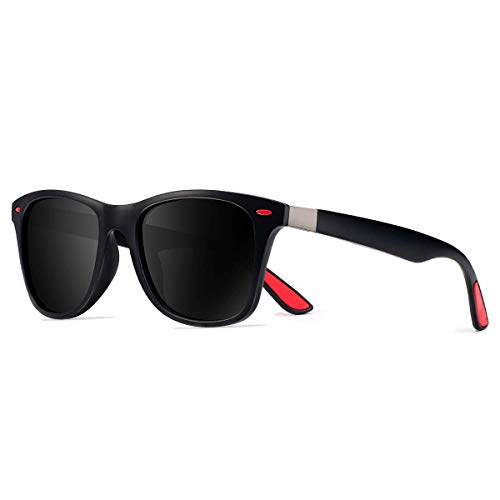 CHEREEKI Polarized Sunglasses, F...