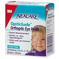 Nexcare Opticlude Orthopic Eye Patches, Junior Size - 20 Count by Nexcare preisvergleich bei billige-tabletten.eu