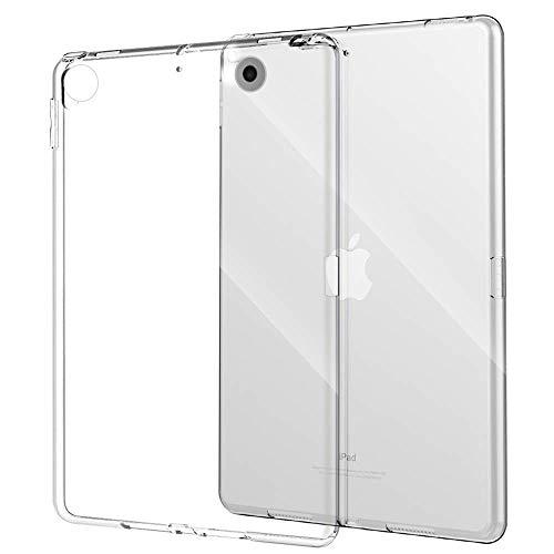 VrsaMwbbmml Caso para iPad Mini 5 iPad Mini 2019 caso, [Cubrir ] [ Cubrir ] [ Cajas del teléfono celular ] Protector Parachoque caso tejadillo Cáscara, Clear (Fundas Para Ipad Mini)