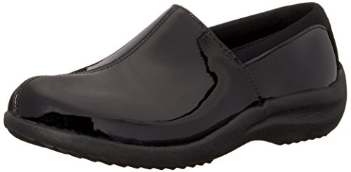 Skechers Savor singolare Slip-on Loafer Black Patent Leather