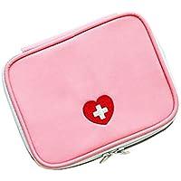 Rosa tragbare medizinische Ausrüstungs-Reise-Ausrüstungs-Medizin-Speicher-Tasche im Freien erste preisvergleich bei billige-tabletten.eu