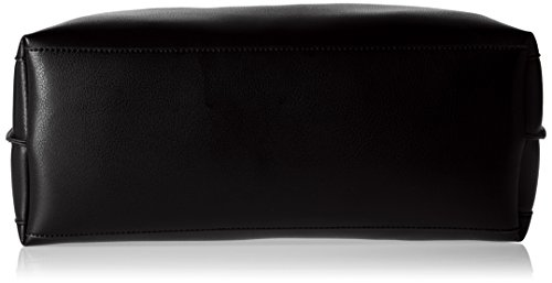 Buffalo - Bag 16bwg-23 Leather Pu, Borse a tracolla Donna Nero (Black 01)