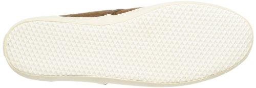 Vans W HOUSTON VNKT8L4 Damen Sneaker Weiß ((Fleece) dachshund/antique white)