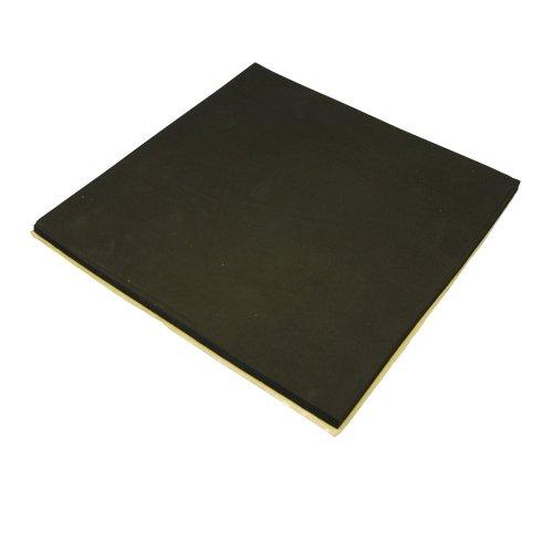 Sitzauflage, Moosgummi Auflage, Moosgummi Zuschnitt, selbstklebend, 20mm Test
