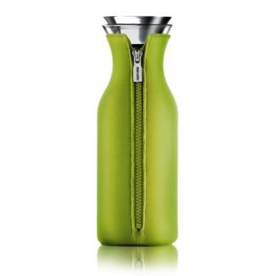 Eva Solo Kühlschrankkaraffe mit Neoprenanzug lime 1,4 l