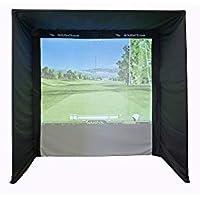 EasySim Golf Simulator Enclosure 2.5 x 2.5 x 1.3m