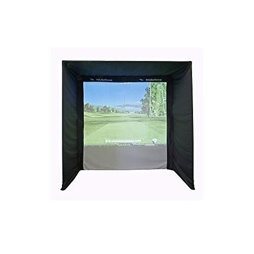 EasySimPro Le Golf Simulateur Enceinte 3.5 x 2.5 x 1.3