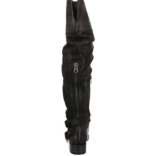 Spm 22738491-01, Bottes Pour Femme Noir