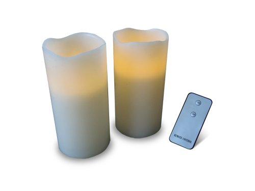 Velas Electrónicas Thumbsup Con Mando A Distancia (2-Pack)