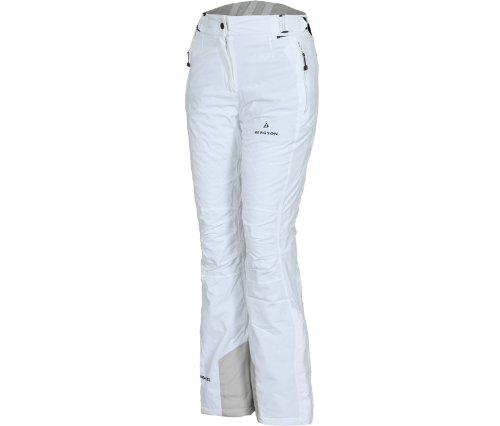Bergson Damen Skihose FROSTY RACE, white [600], 34 - Damen