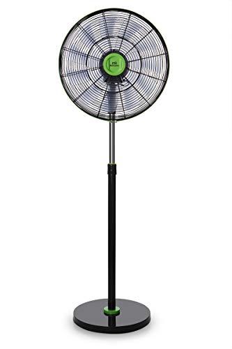 Orbegozo SF 0248 - Ventilador de pie silencioso, mando a distancia, 45...