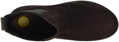 Fitflop Damen Ff-lux Chelsea Boot High-top Marrone (testa Di Moro)