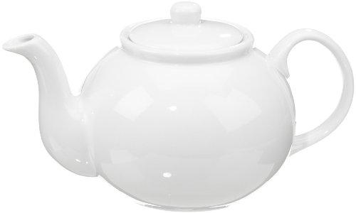 Cilio 104158 Porcelaine Théière 1,25 L