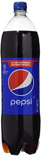 Pepsi Cola Regular 1,5 L - Lot de 6
