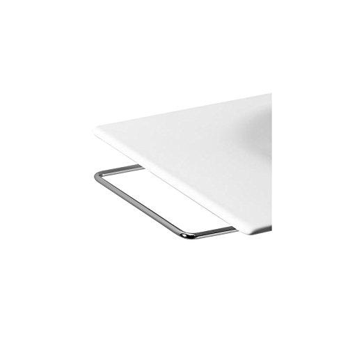 Roca a840523001 – Porte-serviettes latéral pour lavabo